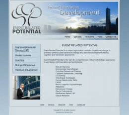 Event Related Potential - Edinburgh