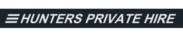 Hunters Private Hire Logo