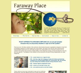 Faraway Place Website