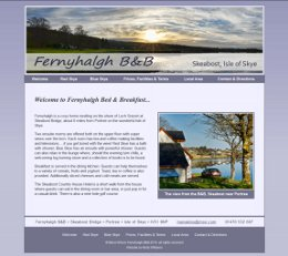 Fernyhalgh BandB Website